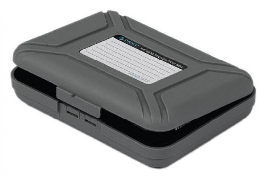 Чехол для HDD 3.5 Orico PHX-35-GY серый чехол для жесткого диска 2 5 orico phd 25 красный