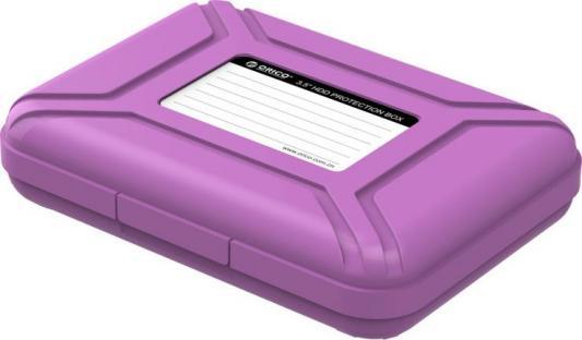 "Чехол для HDD 3.5"" Orico PHX-35-PU фиолетовый"