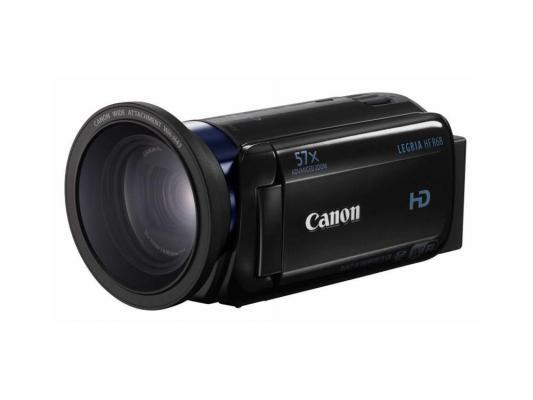Цифровая видеокамера Canon LEGRIA HF R68 черный