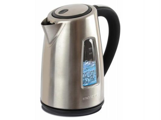 Чайник Polaris PWK 1734 CAL 2200Вт 1.7л металл серебристый no x 1734