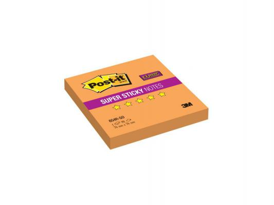 Блокнот 3M 654R-SO 76х76 мм 90 листов 7100041570