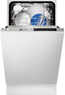 Посудомоечная машина Electrolux ESL9450LO серебристый