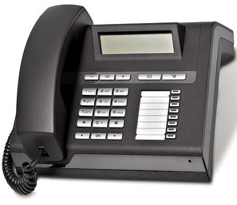 Телефон IP Siemens Unify OpenStage 15 HFA V3 lava L30250-F600-C241