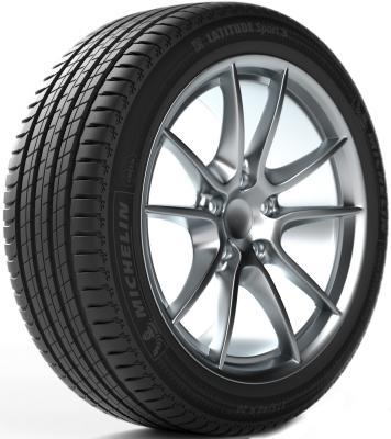 Шина Michelin Latitude Sport 3 225/60 R18 100V летняя шина michelin latitude sport 3 225 55 r19 99v