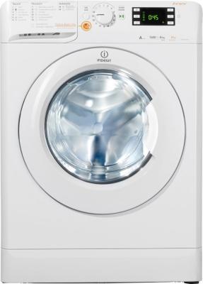 Стиральная машина Indesit XWDE 861480X W EU белый вытяжка indesit islk 56 as w белый islk 56 as w