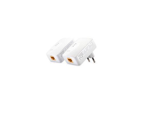 Сетевой адаптер ZyXEL PLA4201V2 EE X2 10/100Mbps Ethernet