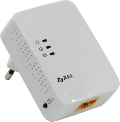 Сетевой адаптер ZyXEL PLA4201V2 EE 10/100Mbps Ethernet pla nanocomposite an overview