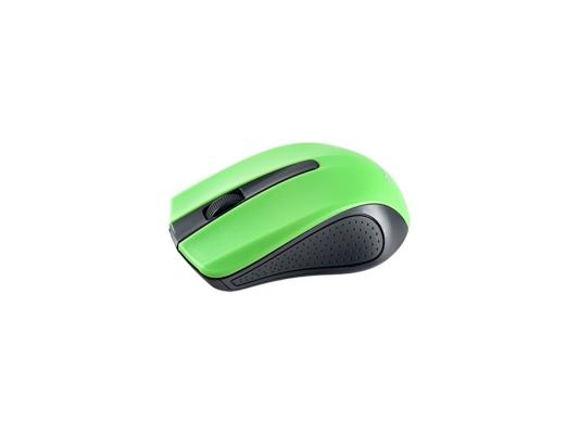 все цены на  Мышь Perfeo PF-353-WOP-GN черно-зеленый USB  онлайн
