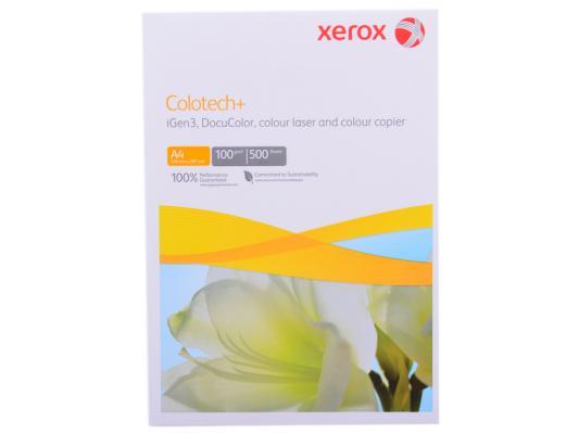 Бумага Xerox Colotech+ A4 100г/м2 500л матовая 003R98842 цены онлайн