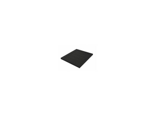 """Полка Canovate CCA-7-1007 19"""" 1U перфорированная нагрузка 50кг 1000х465мм серый"""