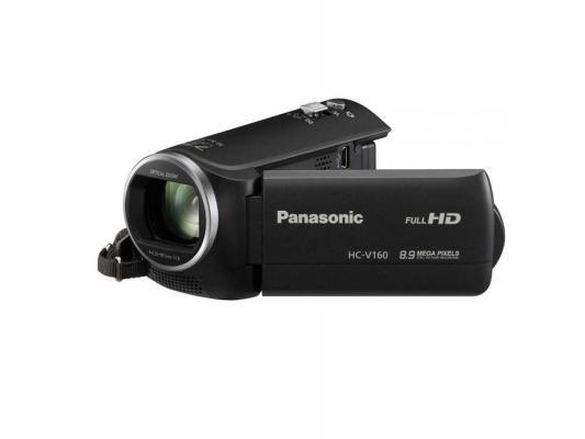Цифровая видеокамера Panasonic HC-V160EE-K черный