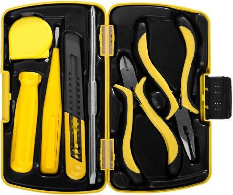 Набор инструментов Stayer STANDARD 7шт 22054-H7 набор ключей комбинированных stayer professional 2 271251 h7