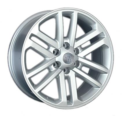 ���� Replay TY120 7.5xR17 6x139.7 �� ET25 Silver