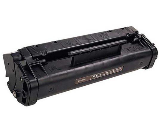 Картридж Canon FX-3 для MultiPass L250/L300/L360 5000стр canon fx 10 для l100 l120 black картридж