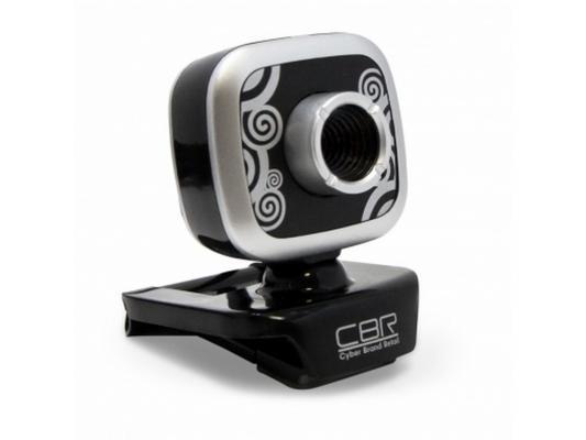 Фото - Веб-Камера CBR CW-835M серебристый чипижко александр прибыльная веб студия пошаговое руководство