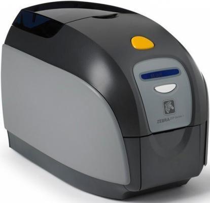 Принтер Zebra ZXP Series 1 Z11-00000000EM00 new simulaiton zebra toy plush black