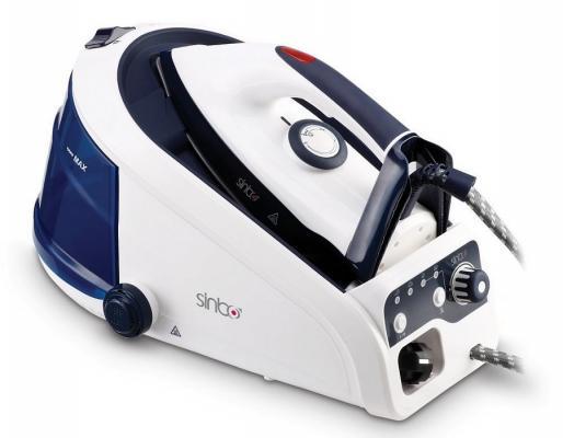 Утюг Sinbo SSI 2885 2400Вт бело-синий