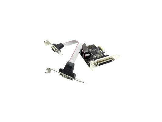 Контроллер PCI-E Orient XWT-PE2S1PLP 2xCOM 1хLPT Oem контроллер pci e 2 com купить минск