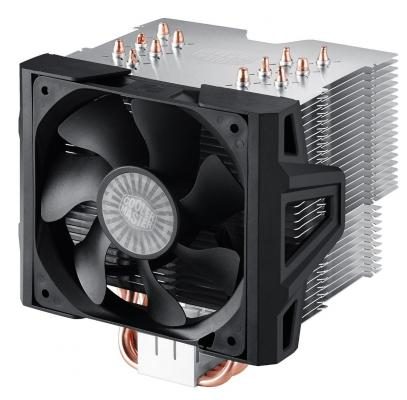 Кулер для процессора Cooler Master Hyper 612 ver.2 RR-H6V2-13PK-R1 Socket 2011/1366/1156/1155/1150/775/FM2+/FM2/FM1/AM3+/AM3/AM2+/AM2 кулер cooler master hyper 612 ver 2