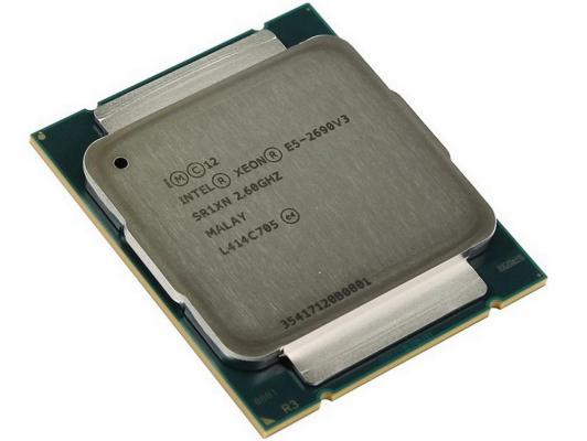 Процессор Dell Intel Xeon E5-2690v3 2.6GHz 30Mb 374-BBGS