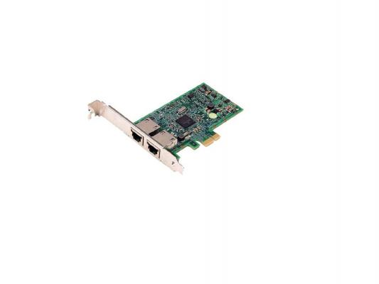 Сетевой адаптер Dell NIC Broadcom 5720 PCI-E 10/100/1000Mbps 540-11136 адаптер dell nic broadcom 57810 dp 10gb base t network interface card 540 bbgu