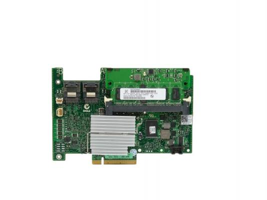 Контроллер Dell PERC H730 RAID 0/1/5/6/10/50/60 1GB NV Cache 12Gb/s 405-AAEGt