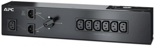 Блок распределения питания APC Bypass PDU 230V 10AMP 6xIEC C13 SBP1500RMI цена