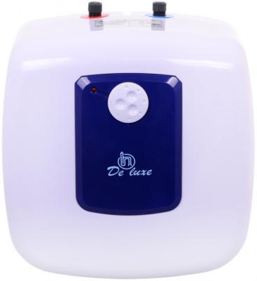 Водонагреватель накопительный De Luxe DSZF15-LJ/15CE 1500 Вт 15 л водонагреватель накопительный de luxe w120v1 120л 1 5квт