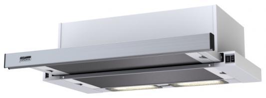 Вытяжка встраиваемая Krona Kamilla 600 inox серебристый вытяжка krona kamilla 450 inox sensor