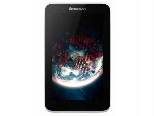 "Планшет Lenovo IdeaTab 2 A7-30HC 7"" 16Gb белый Wi-Fi 3G Bluetooth 59435927"