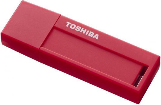 Флешка USB 16Gb Toshiba TransMemory THNV16DAIRED6 красный