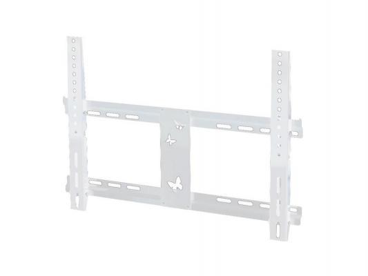 Кронштейн MART 402SL белый для 22-52 настенный от стены 65мм наклон +15/-15° до 70кг