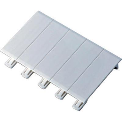 Заглушка Legrand 5 модулей белый 01660 заглушка legrand для кабель канала 40х12 5 белый 31204