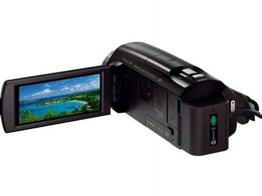Цифровая видеокамера Sony HDR-CX405 2.3Mpx 30xzoom 2.7'' черный