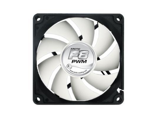 все цены на Вентилятор Arctic Cooling Arctic F8 PWM Rev.2 80мм 2000об/мин онлайн