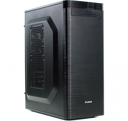 Корпус microATX Zalman ZM-T5 Без БП чёрный корпус microatx minitower zalman zm t2 plus black