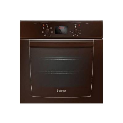 Электрический шкаф Gefest ДА 602-02 коричневый цена и фото