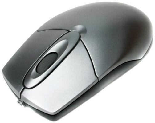 все цены на  Мышь проводная A4TECH OP-720 серебристый PS/2  онлайн