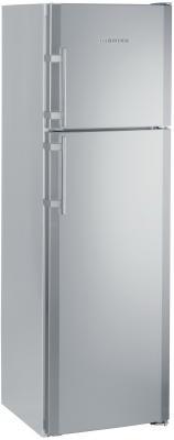 Холодильник Liebherr CTNesf 3663-21 001 серебристый двухкамерный холодильник liebherr ctn 3663 21