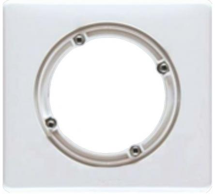 Рамка Legrand Celiane IP44 1 пост белый 69071 legrand рамка четырехместная legrand celiane норка