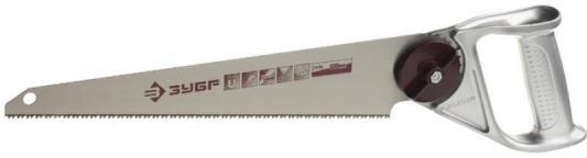 цены Ножовка Зубр Мастер по дереву универсальная многопозиционная со сменным полотном 4-15178