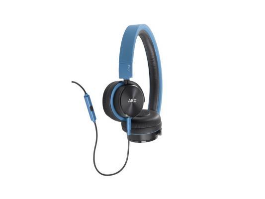 Наушники AKG Y40 синий