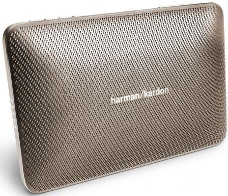 Портативная акустика Harman Kardon Esquire Mini bluetooth 8Вт золотистый