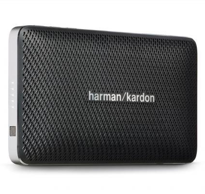Портативная акустика Harman Kardon Esquire Mini bluetooth 8Вт черный HKESQUIREMINIBLKEU