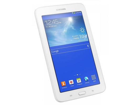 Планшет Samsung Galaxy Tab 3 Lite 7 8Gb белый 3G Wi-Fi Bluetooth Android SM-T116NDWASER samsung galaxy tab a 7 0 7 8gb wi fi bt 3g android 5 1 sm t285nzwaser white