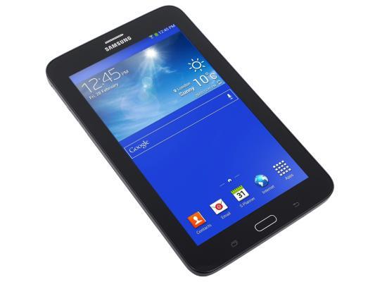 Планшет Samsung Galaxy Tab 3 7.0 Lite 3G 7 8Gb черный Wi-Fi Bluetooth Android SM-T116NYKASER samsung galaxy tab a 7 0 8gb wi fi black