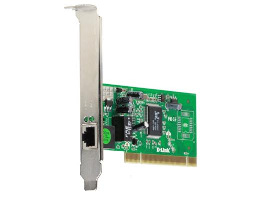 Сетевой адаптер D-LINK DGE-530T/D2/D2С 10/100/1000 Мбит/с OEM