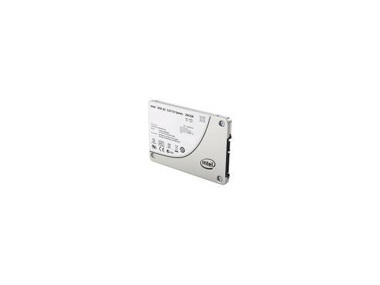 Твердотельный накопитель SSD 2.5 200GB Intel S3710 Series Read 550Mb/s Write 300Mb/s SATAIII SSDSC2BA200G401 937741 твердотельный накопитель ssd 2 5 400gb intel s3610 series read 550mb s write 400mb s sataiii ssdsc2bx400g401 940781