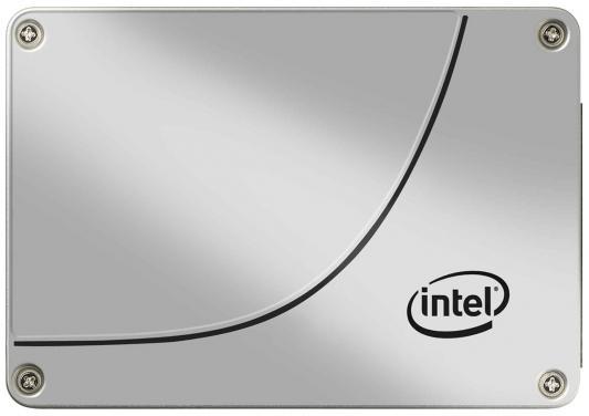 "Твердотельный накопитель SSD 2.5"" 400GB Intel  S3610 Series Read 550Mb/s Write 400Mb/s SATAIII SSDSC2BX400G401 940781 ssd lenovo 4xb0g45731 400gb"
