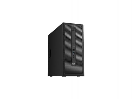 Системный блок HP ProDesk 600 G1 TWR i3-4160 3.6GHz 4Gb 500Gb HD4400 DVD-RW Win7Pro Win8.1Pro клавиатура мышь черный J7C46EA  ProDesk 600 G1 TWR